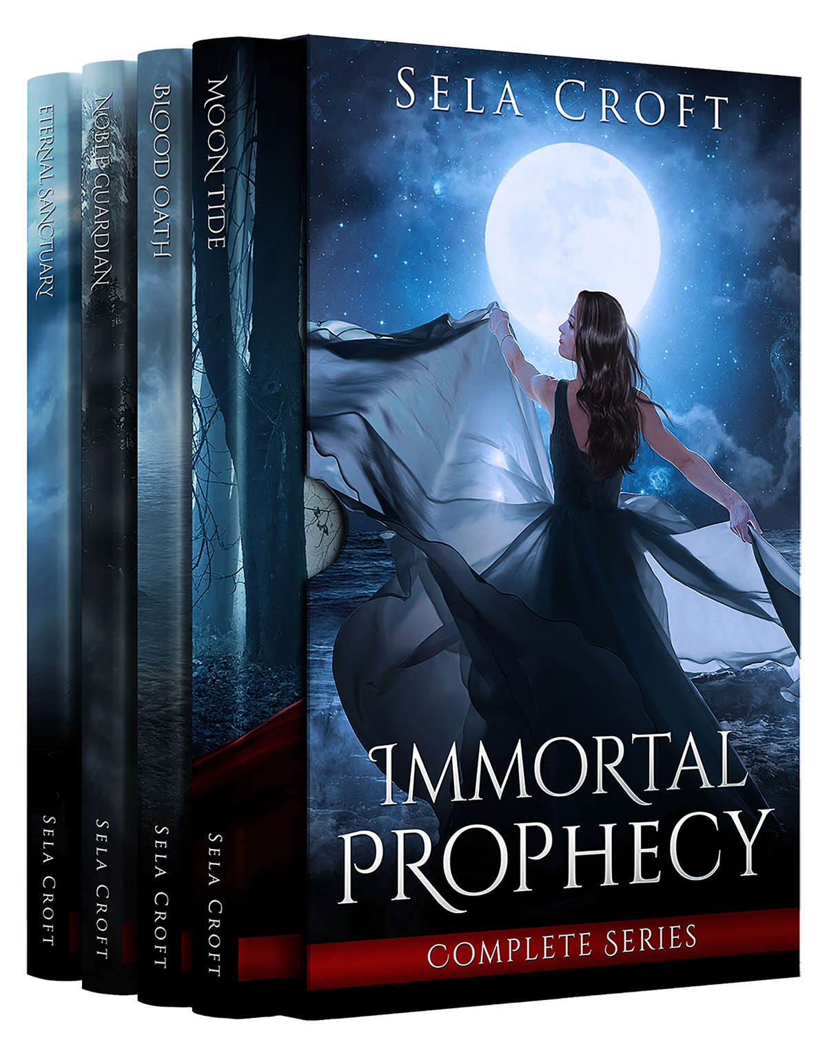 Immortal Prophecy: CompleteSeries